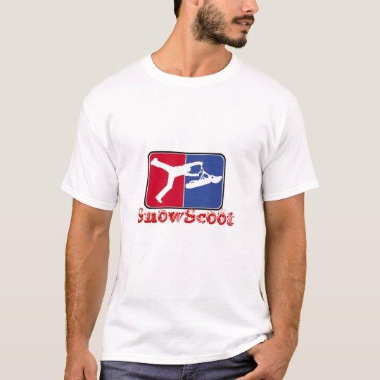 Desgaste 1 de SnowScoot Camiseta