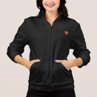 Desgaste del entrenamiento de las señoras chaquetas imprimidas