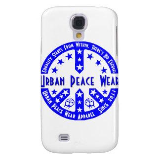 Desgaste urbano de la paz samsung galaxy s4 cover