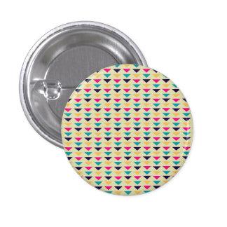Deslumbramiento único clásico moderno chapa redonda 2,5 cm