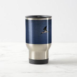 Desnatadora negra tazas de café