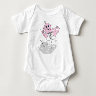 Despedir al bebé body para bebé