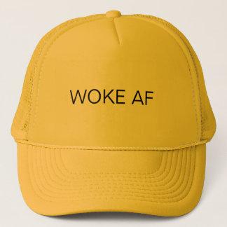 Despertó el gorra del AF