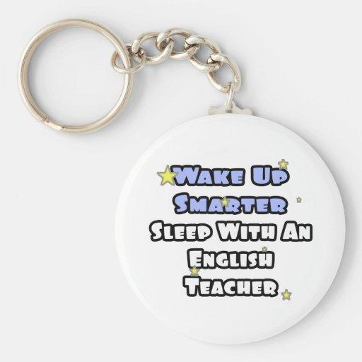 Despierte… un sueño más elegante con un profesor d llaveros