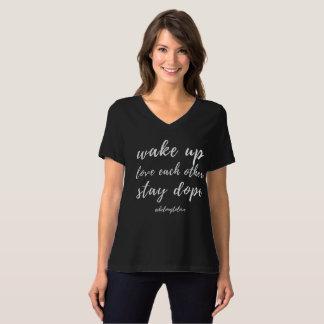 Despierte y ámese camiseta