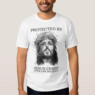 Después de seguro de vida camiseta