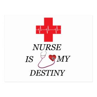 Destino de la enfermera postal