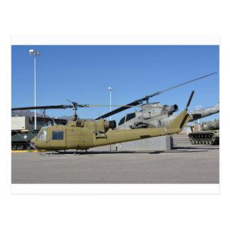 Destino de los aviones de los helicópteros de Huey