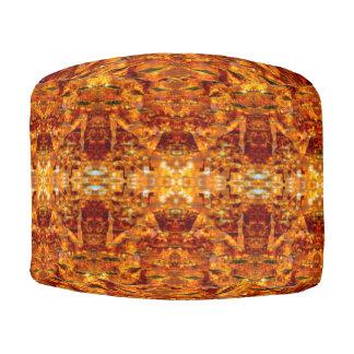 Destruya su almohada del taburete de Kabbalah del Puf