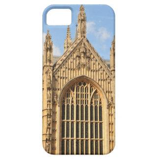 Detalle arquitectónico de la ventana gótica funda para iPhone SE/5/5s