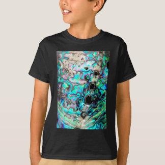 Detalle de la naturaleza del seashell del olmo camiseta