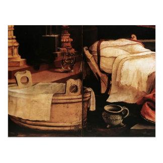 Detalle de Matías Grünewald- del concierto de ánge Tarjeta Postal
