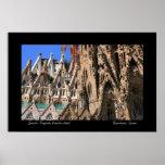 Detalle de Sagrada Familia Impresiones
