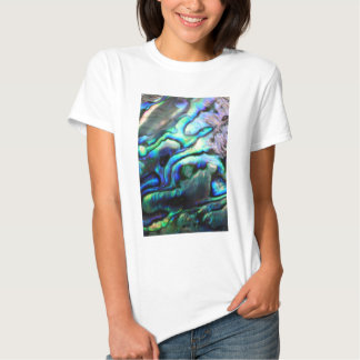 Detalle del olmo de Paua Camiseta