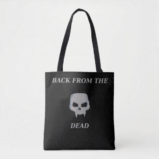 Detrás del bolso muerto de Toto