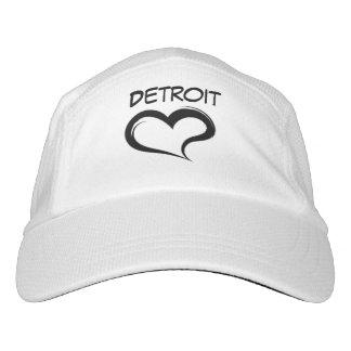 Detroit Gorra De Alto Rendimiento