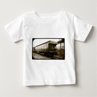 Detroit Toledo y coche de Obsy del ferrocarril de Camiseta