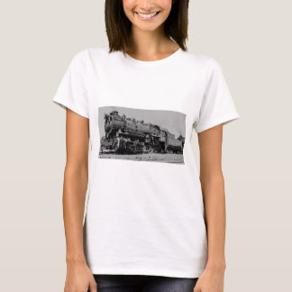 Detroit Toledo y motor 115 de la línea de la playa Camiseta