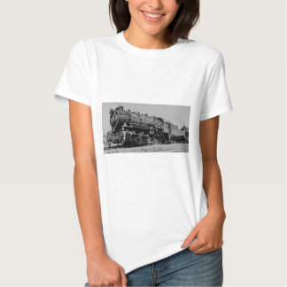 Detroit Toledo y motor 115 de la línea de la playa Camisetas