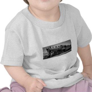 Detroit Toledo y motor 17 del ferrocarril de Iront Camiseta