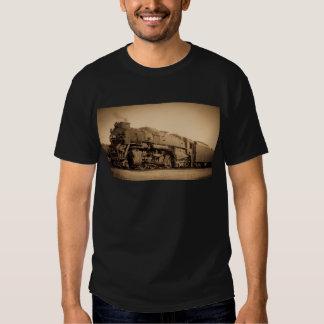 Detroit Toledo y motor 701 del ferrocarril de Camiseta
