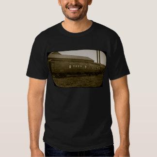 Detroit Toledo y vehículo de pasajeros del Camiseta