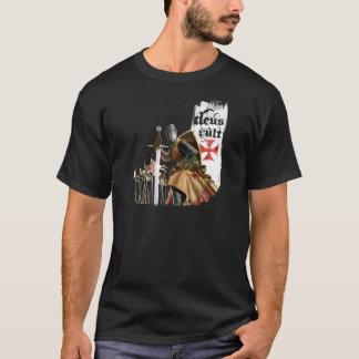 Deus vult, primera cruzada camiseta