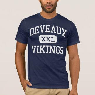 DeVeaux - Vikingos - joven - Toledo Ohio Camiseta