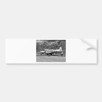 DH-104 Devon Pegatina Para Coche