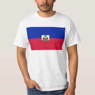 d'Haïti de Drapeau - bandera de Haití Camiseta