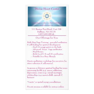 DHC mantiene el folleto 4-Sep-13 Tarjetas Fotograficas Personalizadas