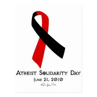 Día ateo de la solidaridad postal
