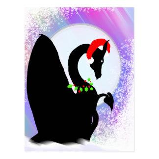 Día de fiesta de la luna del dragón (neblina postal