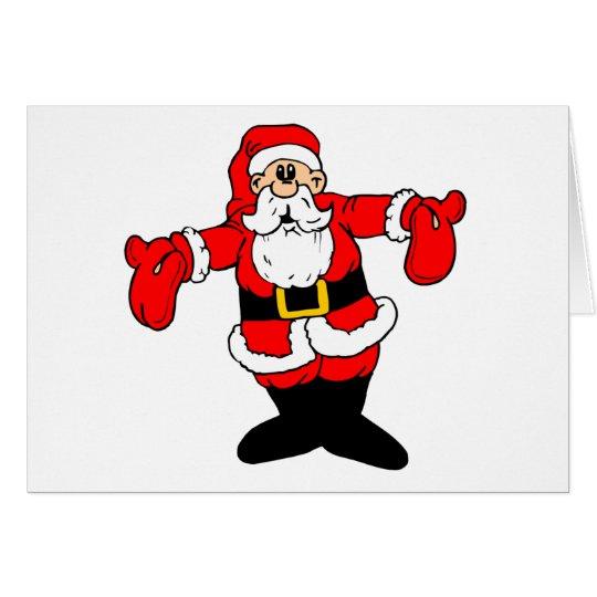 Día de fiesta de Navidad del amor del navidad del Tarjeta De Felicitación