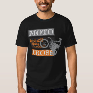 Día de fiesta negro de Hawaii del motocrós de los Camiseta