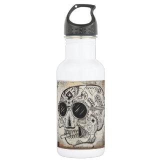 Día de la botella de agua muerta (del cráneo)