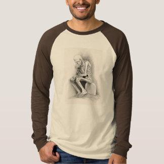 Día de la camiseta muerta del pensador