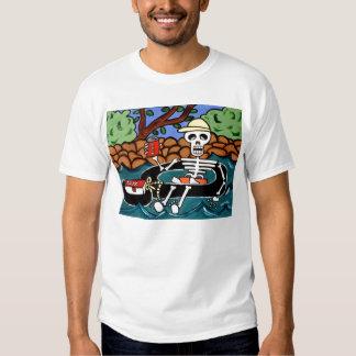 Día de la camiseta muerta del tubérculo