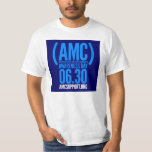 Día de la conciencia de AMC Camisas