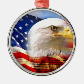 Día de la Independencia 4 de julio Ornamento Para Reyes Magos