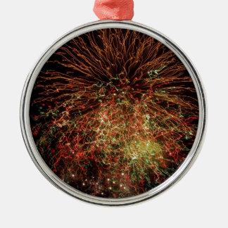 Día de la Independencia Ornamento De Navidad