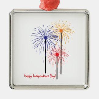 ¡Día de la Independencia feliz! Ornamente De Reyes