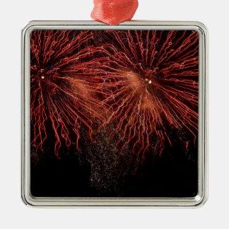 Día de la Independencia II Adorno De Navidad