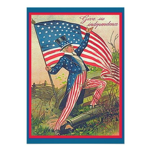 Día de la Independencia Anuncios