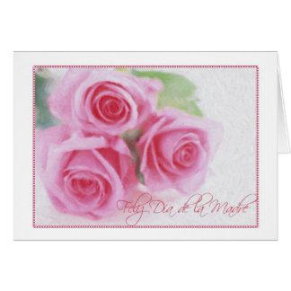 Dia de la Madre Tarjeta De Felicitación