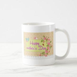 Día de la madre taza de café