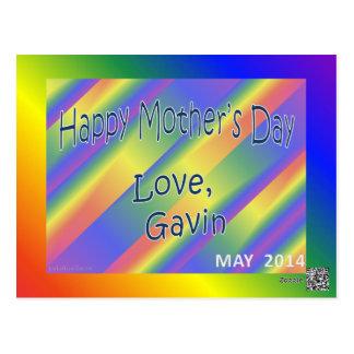 DÍA de la POSTAL 14.05.12.MOTHERS
