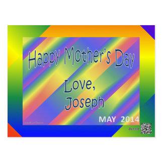 DÍA de la POSTAL 14.05.14.MOTHERS