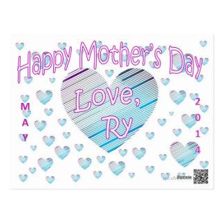 DÍA de la POSTAL 14.05.15.MOTHERS