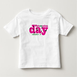 Día de la sandía camisas